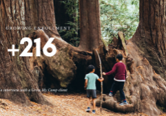 Growing Enrollment +216 from a Summer Camp Marketing Agency